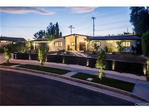 Photo of 23757 CANZONET Street, Woodland Hills, CA 91367 (MLS # SR18247646)
