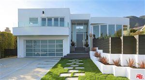 Photo of 3609 SEAHORN Drive, Malibu, CA 90265 (MLS # 18329648)