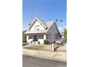 Photo of 1477 West 25TH Street, Los Angeles , CA 90007 (MLS # SR18055648)