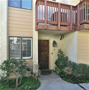 Photo of 21555 BURBANK Boulevard #74, Woodland Hills, CA 91367 (MLS # SR19090648)