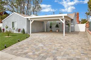 Photo of 17601 HAYNES Street, Lake Balboa, CA 91406 (MLS # SR19071650)