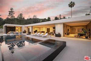 Photo of 1220 LOMA VISTA Drive, Beverly Hills, CA 90210 (MLS # 18342652)