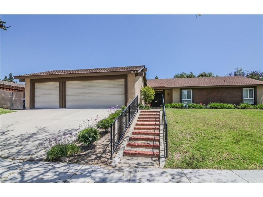 Photo for 2862 HILLMAN Street, Thousand Oaks, CA 91360 (MLS # SR18109652)