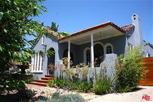 Photo of 516 North MANSFIELD Avenue, Los Angeles , CA 90036 (MLS # 18364656)