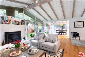 Photo of 2969 MANDEVILLE CANYON Road, Los Angeles , CA 90049 (MLS # 18382656)