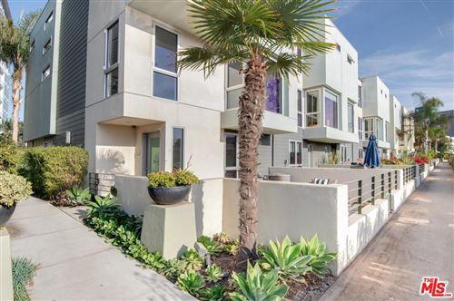 Photo of 310 WASHINGTON #706, Marina Del Rey, CA 90292 (MLS # 20544656)