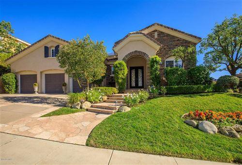 Photo of 3326 WOODWORTH Avenue, Thousand Oaks, CA 91362 (MLS # 220002656)