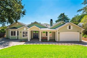 Photo of 1222 GREEN Lane, La Canada Flintridge, CA 91011 (MLS # 818004656)