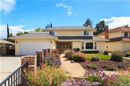Photo of 8718 DELMONICO Avenue, West Hills, CA 91304 (MLS # SR20061656)