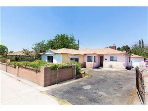 Photo of 8025 APPERSON Street, Sunland, CA 91040 (MLS # SR18192657)