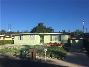 Photo of 314 West SANTA ANA Street, Ojai, CA 93023 (MLS # 218004658)