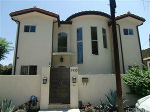 Photo of 2410 TRACY Terrace, Los Feliz , CA 90027 (MLS # SR19262658)