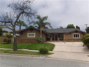 Photo of 222 PARSONS Avenue, Ventura, CA 93003 (MLS # 218007659)