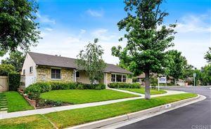 Photo of 4910 TEXHOMA Avenue, Encino, CA 91316 (MLS # SR19139659)