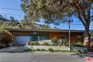 Photo of 8137 AMOR Road, Los Angeles , CA 90046 (MLS # 19427660)