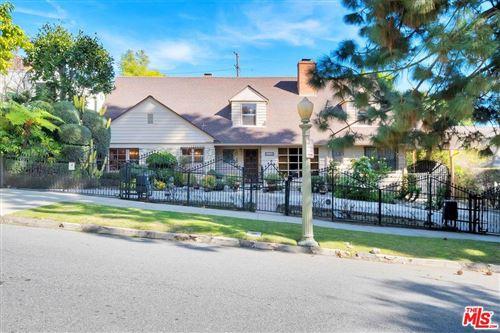 Photo of 2420 GLENDOWER Avenue, Los Angeles , CA 90027 (MLS # 20550660)