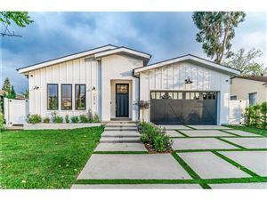 Photo of 16816 OTSEGO Street, Encino, CA 91436 (MLS # SR18103661)