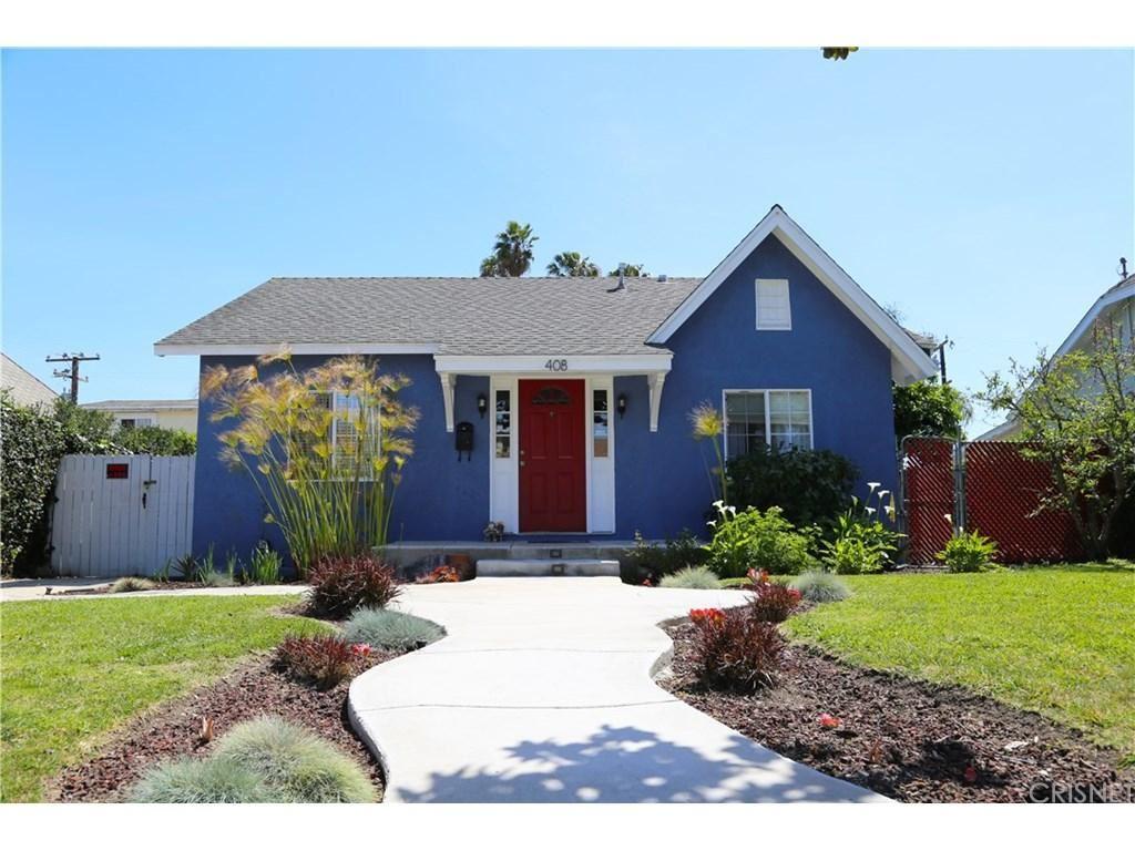 Photo for 408 HARGRAVE Street, Inglewood, CA 90302 (MLS # SR18087661)