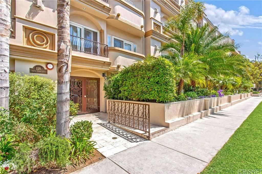Photo of 118 South CLARK Drive #101, West Hollywood, CA 90048 (MLS # SR20006663)