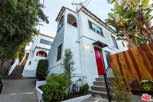 Photo of 2149 VALENTINE Street, Los Angeles , CA 90026 (MLS # 18318664)
