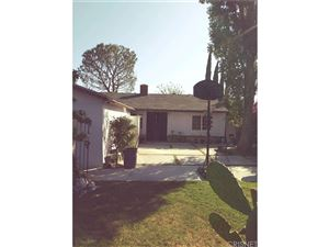 Photo of 13207 HERRICK Avenue, Sylmar, CA 91342 (MLS # SR18111665)