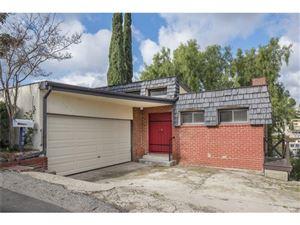 Photo of 3939 GLENRIDGE Drive, Sherman Oaks, CA 91423 (MLS # SR18061666)