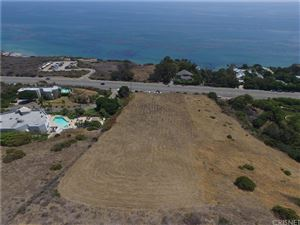Photo of 32237 PACIFIC COAST, Malibu, CA 90265 (MLS # SR18171666)