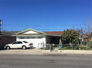 Photo of 1451 CRAWFORD Street, Oxnard, CA 93030 (MLS # 219010667)