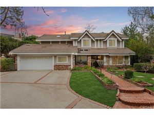 Photo of 1567 SHADOWGLEN Court, Westlake Village, CA 91361 (MLS # SR19030667)