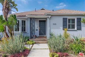 Photo of 2520 23RD Street, Santa Monica, CA 90405 (MLS # 18385668)