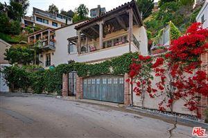 Photo of 8623 FRANKLIN Avenue, Los Angeles , CA 90069 (MLS # 19465668)