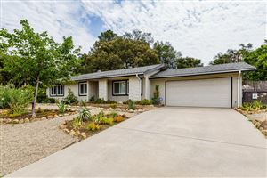 Photo of 1008 MORENO Drive, Ojai, CA 93023 (MLS # 218008668)