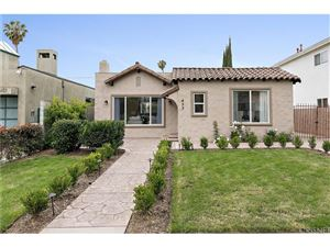 Photo of 453 North CROFT Avenue, Los Angeles , CA 90048 (MLS # SR18104668)