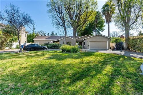 Photo of 22662 CALIFA Street, Woodland Hills, CA 91367 (MLS # SR20037668)