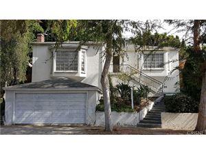 Photo of 1940 TALMADGE Street, Los Feliz , CA 90027 (MLS # SR17239669)