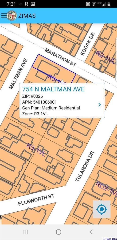 Photo of 754 MALTMAN Avenue, Silver Lake , CA 90026 (MLS # 320000669)