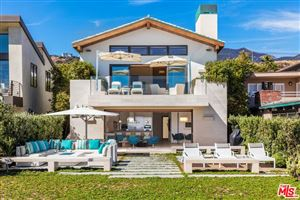 Photo of 31038 BROAD BEACH Road, Malibu, CA 90265 (MLS # 17267670)
