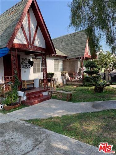Photo of 943 West 65TH Street, Los Angeles , CA 90044 (MLS # 19534670)