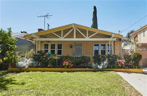 Photo of 73 North SAN MARINO Avenue, Pasadena, CA 91107 (MLS # 819001670)