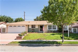 Photo of 4141 FLORENCE Street, Simi Valley, CA 93063 (MLS # 218007671)
