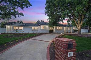 Photo of 567 ROSARIO Drive, Thousand Oaks, CA 91362 (MLS # 218006673)
