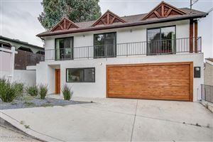 Photo of 1847 BURNELL DR, Los Angeles , CA 90065 (MLS # 819002673)