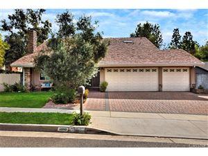 Photo of 4080 DECLARATION Avenue, Calabasas, CA 91302 (MLS # SR18243673)