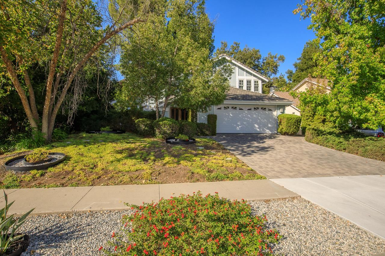 815 TRIUNFO CANYON Road, Westlake Village, CA 91361 - #: 219012673