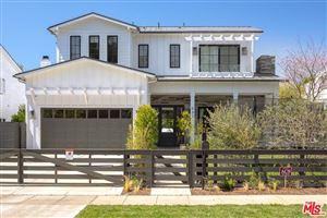 Photo of 651 South BURLINGAME Avenue, Los Angeles , CA 90049 (MLS # 19500674)