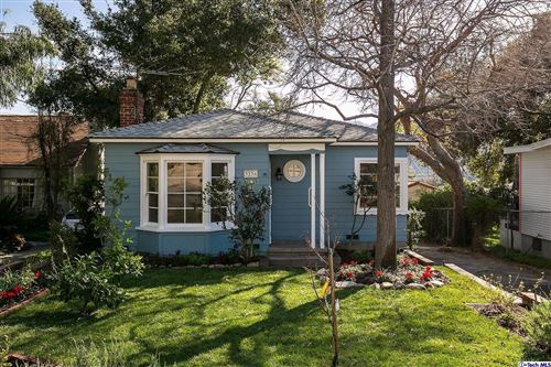 Photo of 3336 COMMUNITY Avenue, Glendale, CA 91214 (MLS # 320000675)