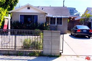 Photo of 664 INDIANA Avenue, Venice, CA 90291 (MLS # 18321676)