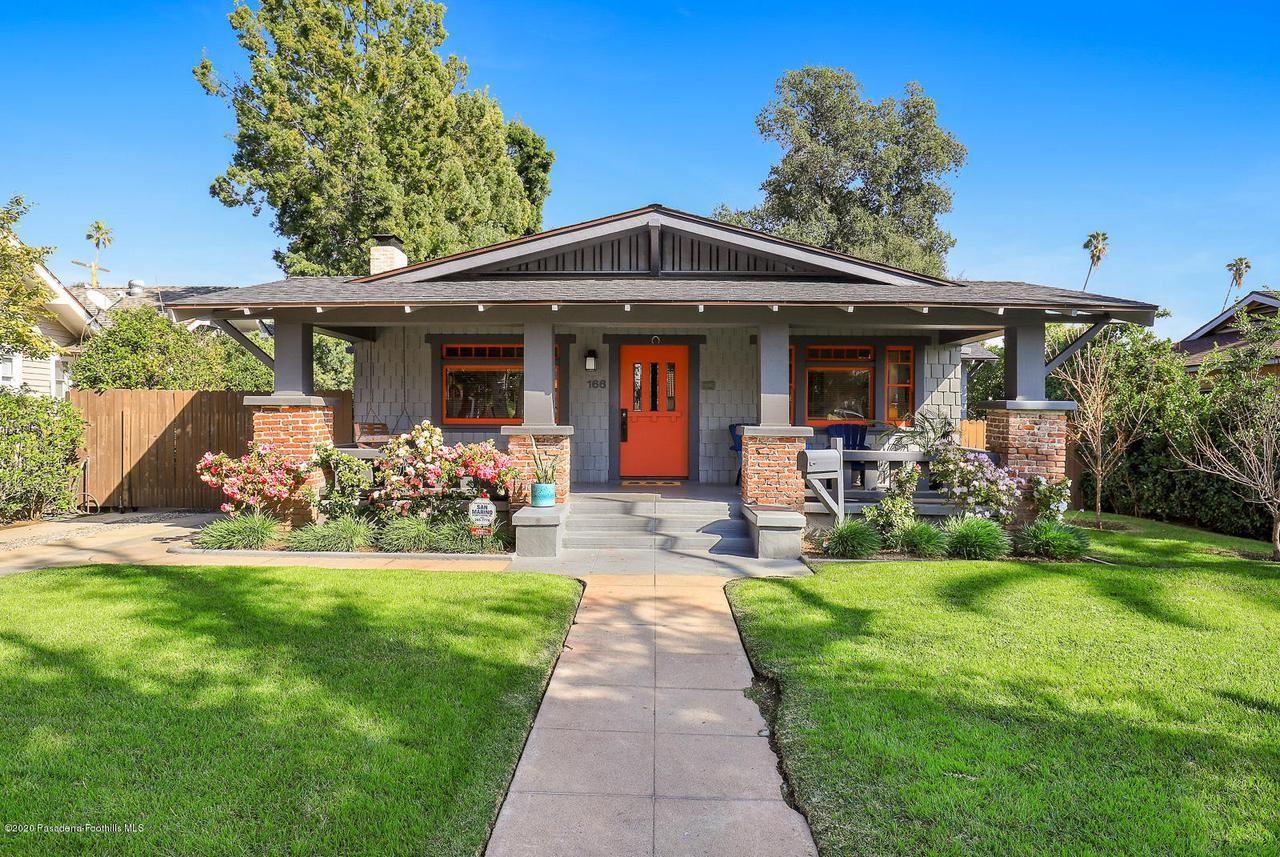 Photo of 166 South GREENWOOD Avenue, Pasadena, CA 91107 (MLS # 820000676)
