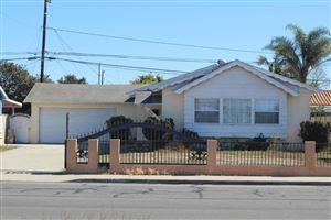 Photo of 4510 South C Street, Oxnard, CA 93033 (MLS # 218002679)
