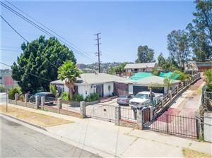 Photo of 4307 DOZIER Avenue, Los Angeles , CA 90022 (MLS # SR18146679)